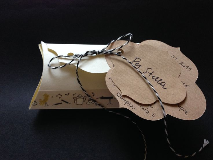 custom gift box / scrapbooking / big shot creations / washi tape / baker's twine