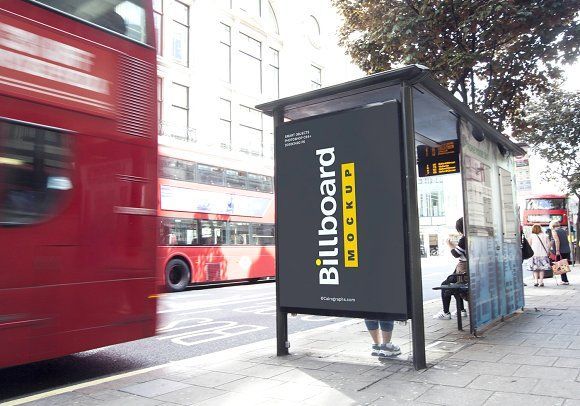 Billboards Mockups by Cairographs on @creativemarket