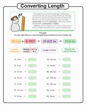 68 best Math- Measurement images on Pinterest | Measurement ...