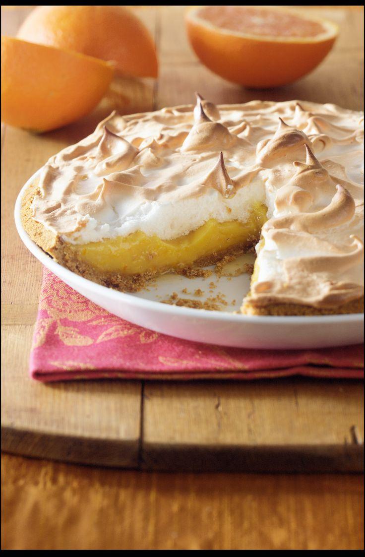 Orange Meringue Pie - Read More at Relish.com