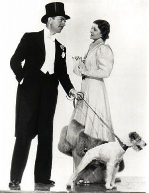 Myrna Loy  William Powell in The Thin Man