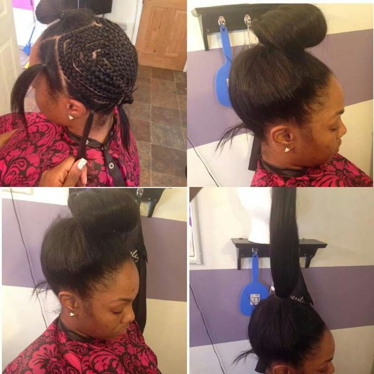 Versatile sew in | Hair | Pinterest