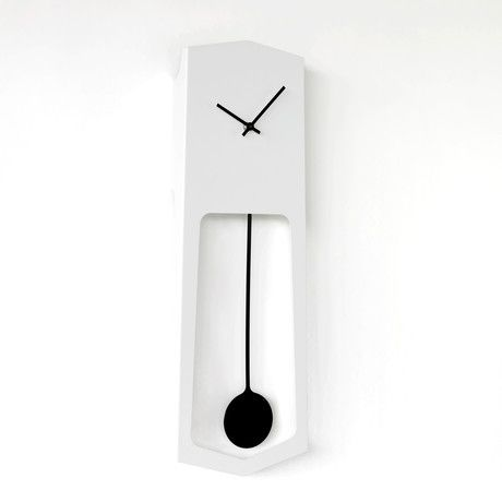 "Aika (""Time"") COVO retro-modern Wall Clock -- Check out what's on sale at TouchOfModern"