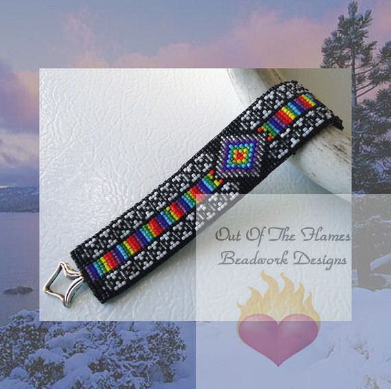 Hey, I found this really awesome Etsy listing at https://www.etsy.com/listing/67149111/bead-pattern-native-american-spectrum