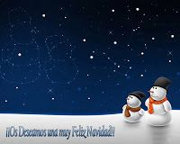 Tarjetas y Postales de Navidad Virtuales Gratis. Feliz Navidad - Negocios1000