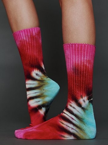 Brightly Twisted Ankle Sock  can i please have