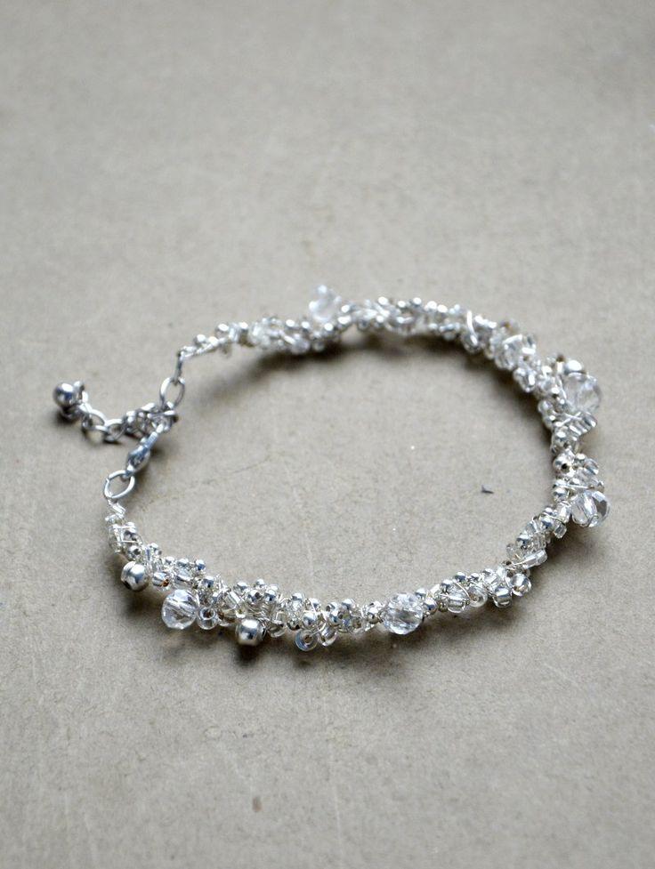 tender, bridal bracelet