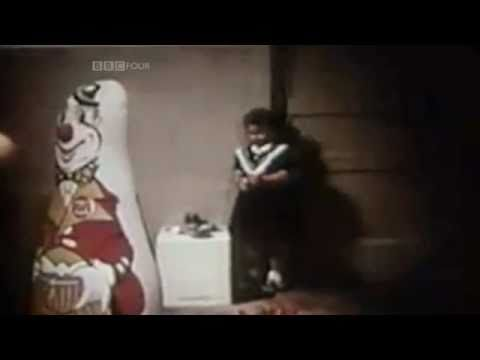Watched this in class the other week: The Brain: A Secret History - Emotions; Bandura Bobo Doll Experiment