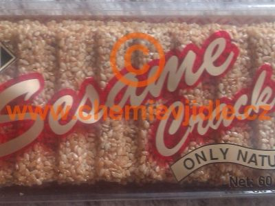 Sezame Cracker only natural