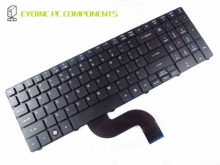 Original US Layout Keyboard Replacement for Acer Aspire 7745 7745G 7745Z 7751 7751G 7750 7750G 7739 7739G 7739Z