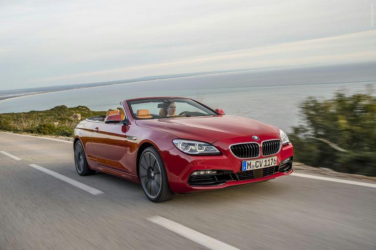 2015 BMW 6-Series Convertible  #BMW_6_Series #North_American_International_Auto_Show_2015 #BMW_F13 #2015MY #Serial #BMW_M6 #BMW_M #V8 #BMW #German_brands #Segment_S