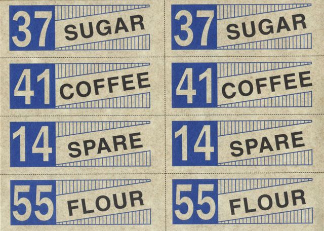 Image detail for -HyperWar: WWII Ration Book Holder [Office of Price Administration (OPA ...