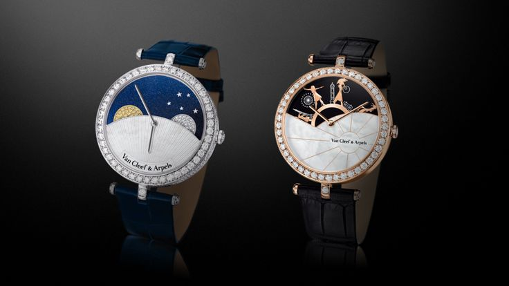24 Hour Poetic Complications™ timepieces