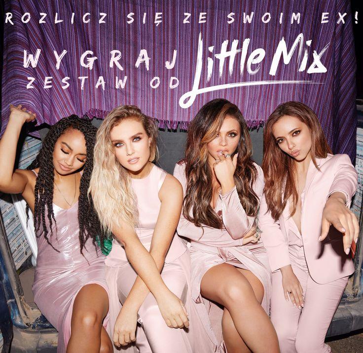 Wygraj gadżety i autografy od Little Mix! Rozlicz się ze swoim ex - więcej szczegółów: http://smarturl.it/ShoutLM