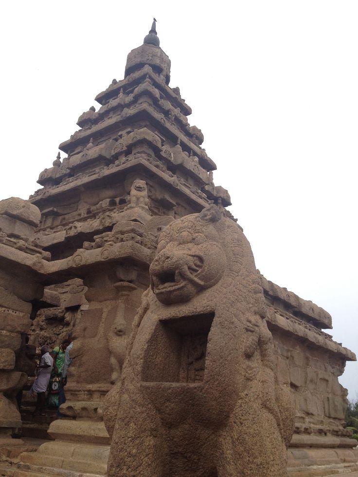 Shore Temple, Mahaballipuram, Chennai