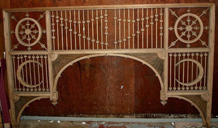 93 best antique fretwork images on pinterest victorian for Architectural gingerbread trim