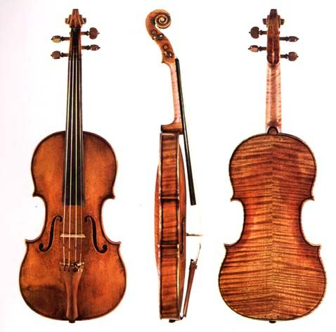 Before I die I want to play a Stradivarius violin...... I can dream!!!!