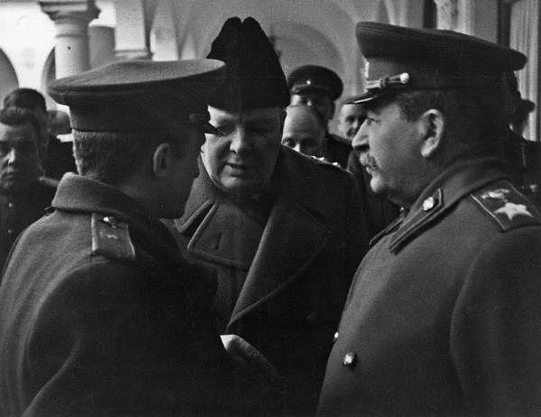 КРЫМ.  1945 г.