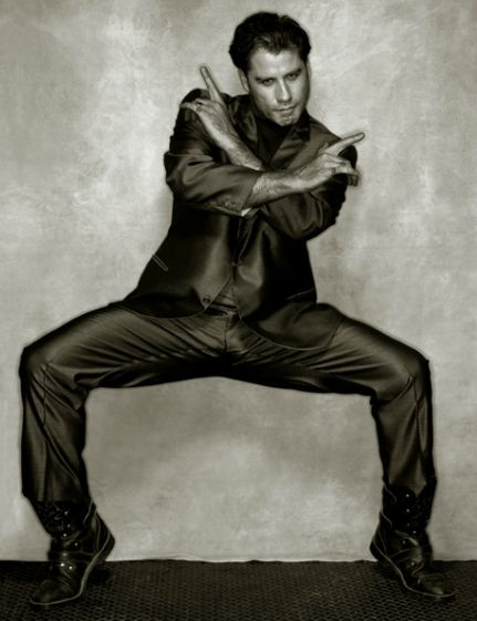 "Travolta...Dance Master Extraordinaire!!  From ""Saturday Night Fever"" to ""Grease to ""Michael"" to ""Pulp Fiction"" to Dancing At the White House With Princess Diana...This Man, At Any Age, Was Born For the Dance Floor...!!"