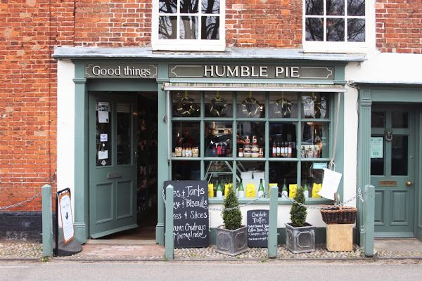 Burnham Market. The loveliest village in Norfolk
