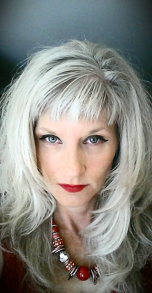 the silver fox stunning gray hair styles  gorgeous gray