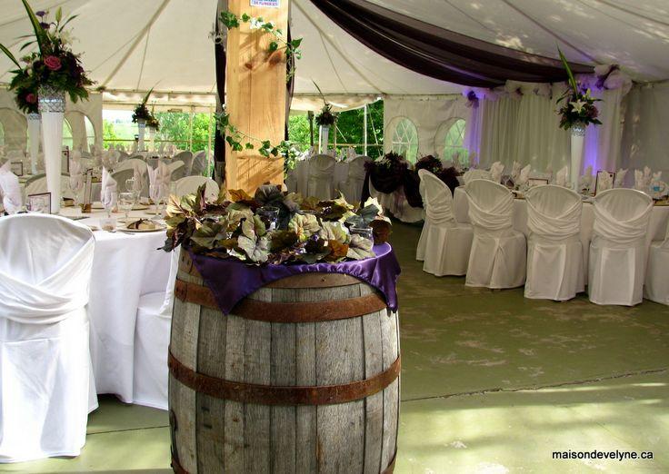 17 best images about mariage th me vin on pinterest a - Caisse a vin decoration ...
