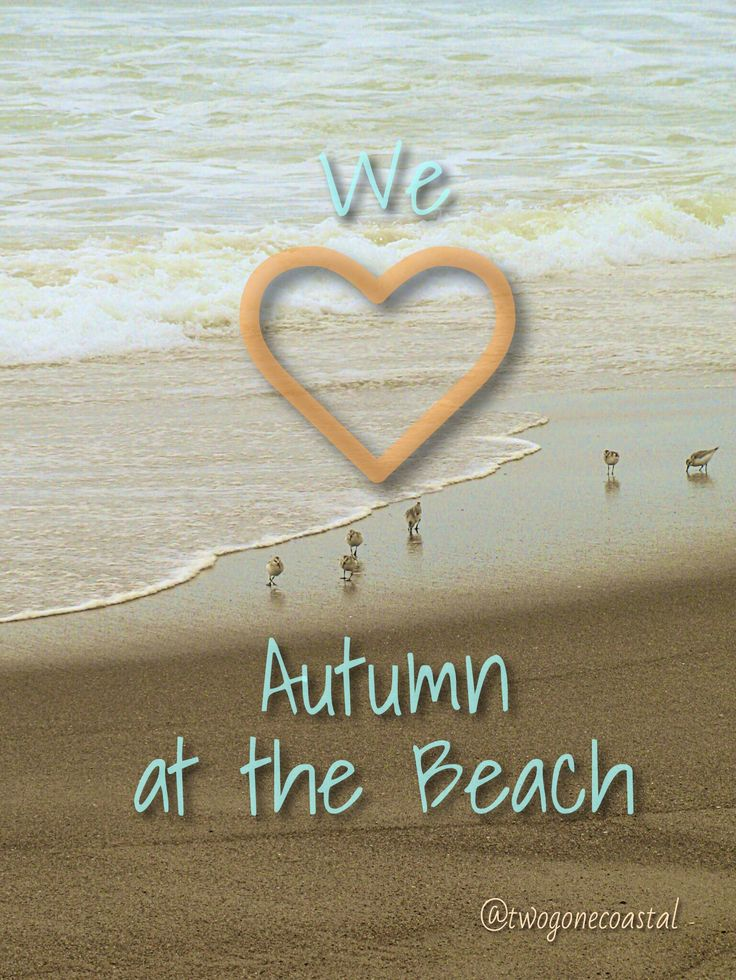 Image result for autumn fun on the beach quotes