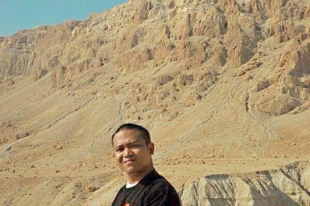 at Sinai