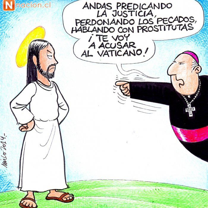 Al Vaticano...