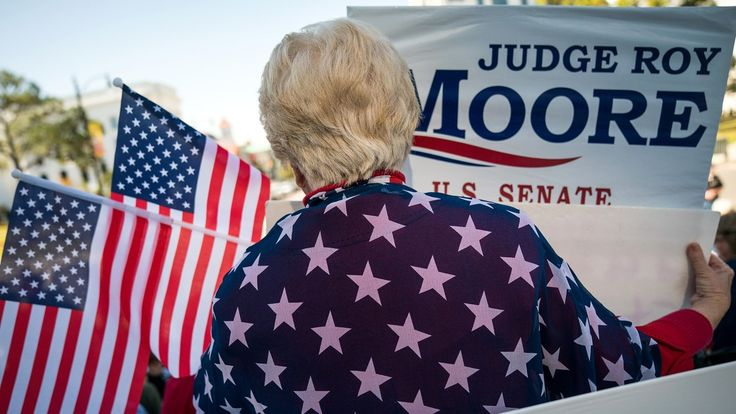 awesome Unlike Their Elders, Alabama's Young Republicans Wrestle with the Roy Moore Allegations