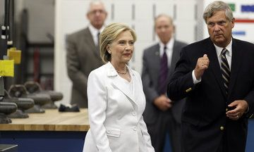 Why Clinton Might Pick Tom Vilsack For Veep