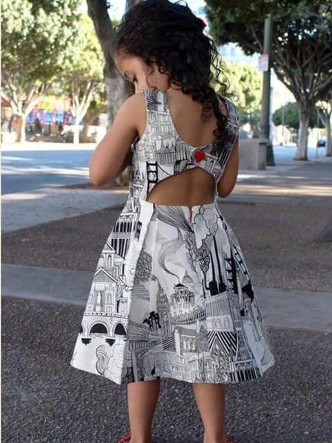 Vestido pop art
