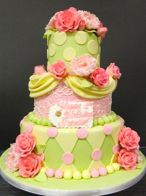 Bakeries That Make Specialty Cakes
