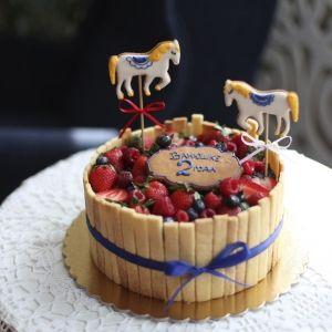 детский торт без мастики Химки