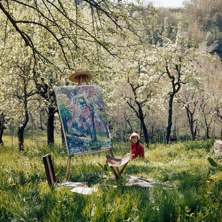 Beausoleil, 1958. Photographie J. H. Lartigue © Ministère de la Culture - France / AAJHL