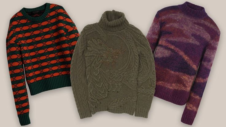 Sweater Weather: Five Hand-Knitted Styles to Charge Into Fall