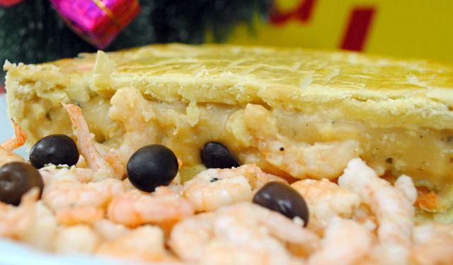 Empadão de camarão | Gastrolândia – por Ailin Aleixo
