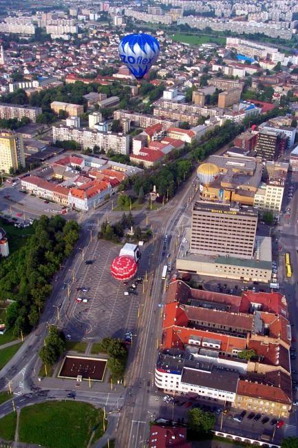 Downtown. Košice 50
