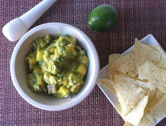 how to make an avocado mexican dip