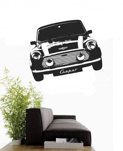 Ahh.. the Mini Cooper .. anyone for the Italian Job ?