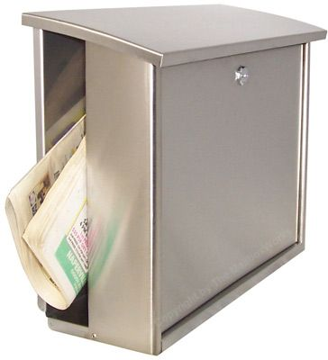 Good News Wall Mount Mailboxes $254