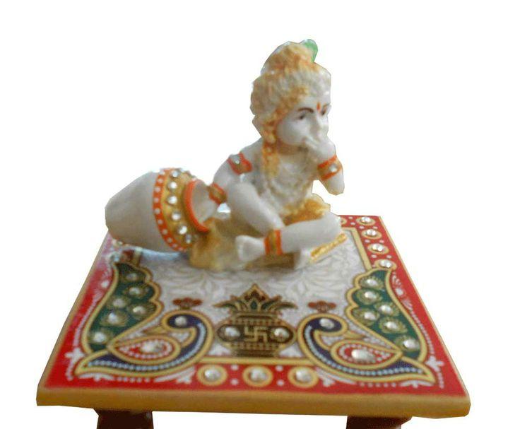 #Gorgeous #Krishna #Statue #Scluptur #Marble #Handicraft #Decor #Statue #Gift #God #India #Painting http://kalracreations.com/home-furnishing/marble-art/krishna-statue-scluptur-marble-handicraft-decor-statue-gift-god-india-painting.html