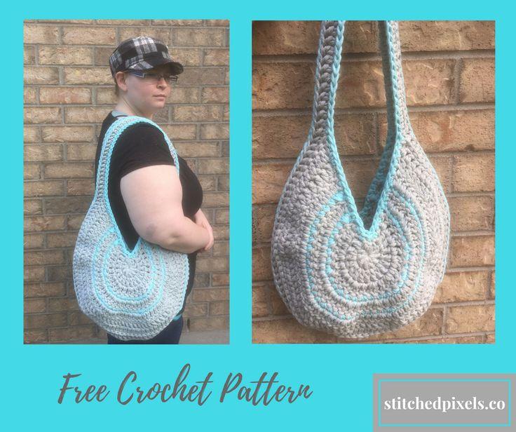 Free crochet pattern from stitchedpixels.co