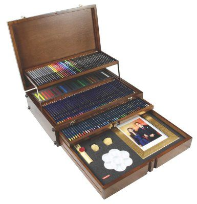 WIN The Derwent Majestic Limited Edition Royal Wedding Box Set - RRP $1,599