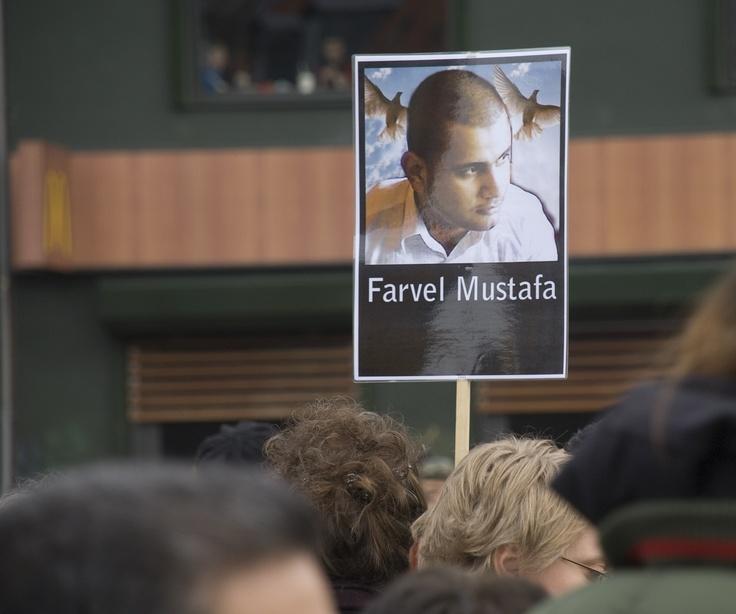 Farvel Mustafa...