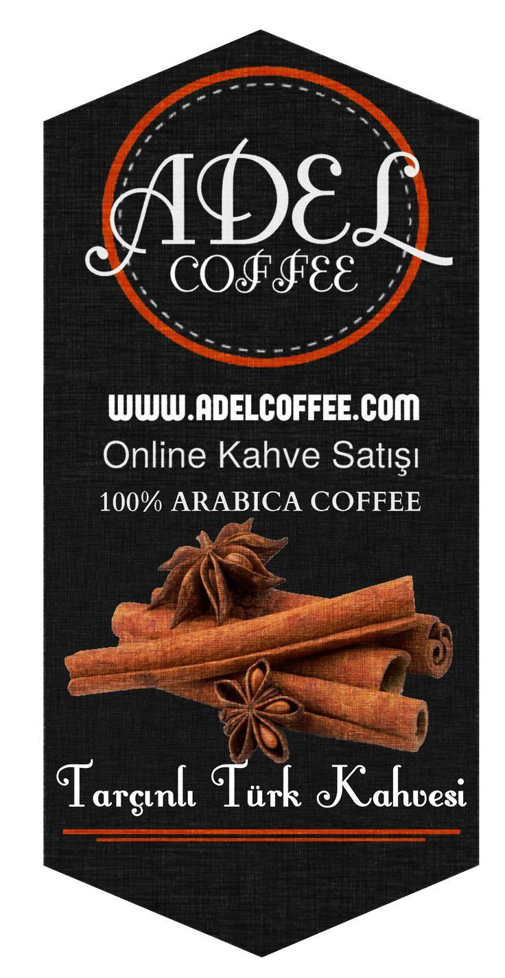 TARÇINLI TÜRK KAHVESİ http://adelcoffee.com/shop/tarcinli-turk-kahvesi/