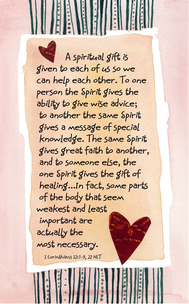 29 best spiritual gifts images on pinterest spiritual gifts 1 corinthians 22 thank the father in the name of jesus for your gifts talents and placement in this world negle Image collections