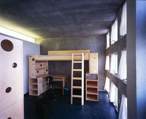 Maseeh Hall Dorm Rooms