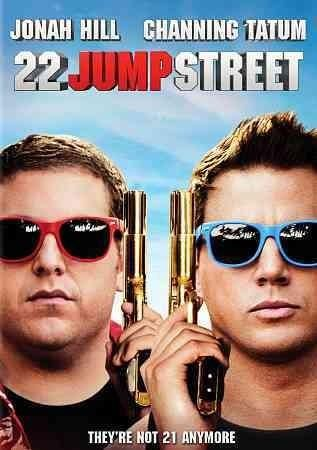 When their department is relocated across the street to 22 Jump Street, undercover cops Schmidt (Jonah Hill) and Jenko (Channing Tatum) are tasked with posing as college students, and rooting out an e