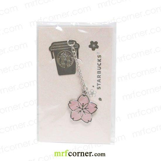 SA013 Starbucks Japan Sakura Cherry Blossom Strap